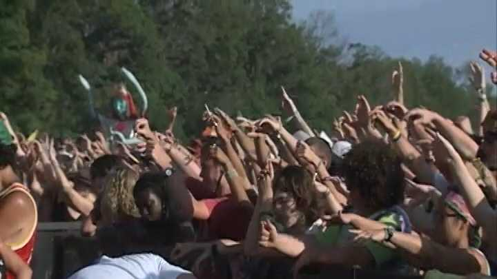 Wakarusa Music Festival organizers prepare for potential storms
