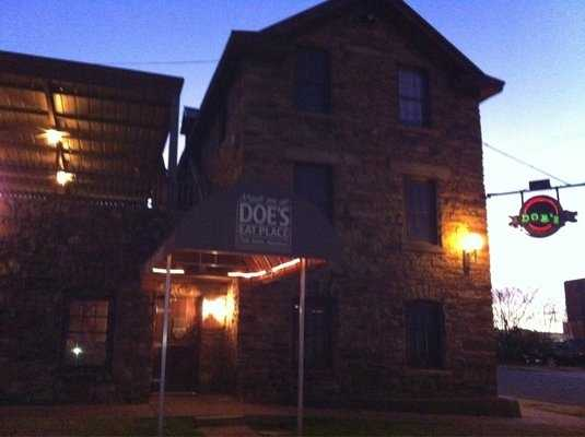 Doe's Eat Place-Fort Smith