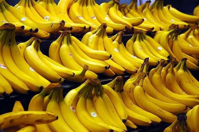 Banana for face:Bananas moisturize, and leave skin looking and feeling softer.Mash up a medium-sized ripe banana into a smooth paste, and gently apply to your face and neck. Let it set for 10-20 minutes, rinse with cold water.Source: Reader's Digest