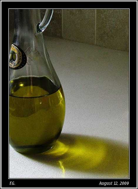 Olive oil for hair:Olive oil can help stimulate hair growth for thinning hair.Pour a small amount in your palms and massage it into your scalp and hair. Wrap hair in damp towel and leave on for 30 minutes. Wash and condition as normal.Source: Mdhealth.com