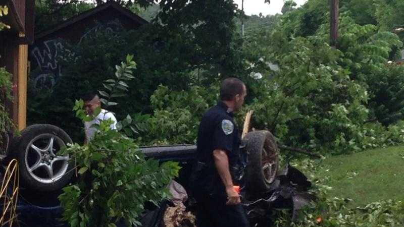 Fayetteville car accident.JPG