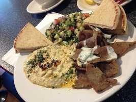 Petra Cafe-Fayetteville