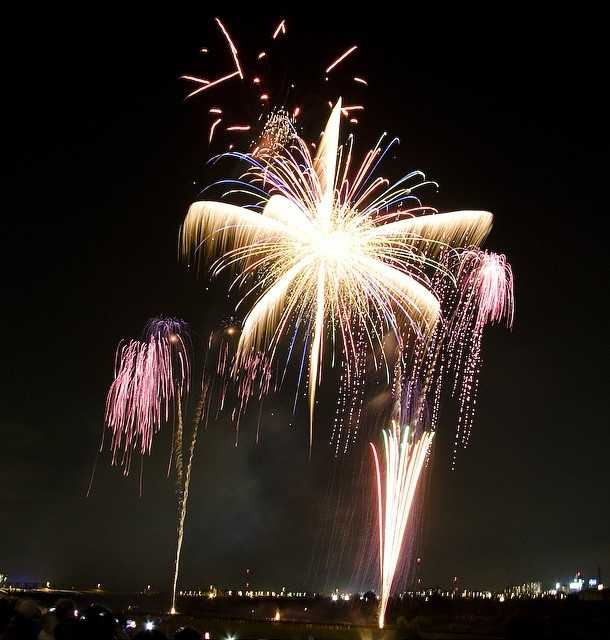 Saturday July 4: Community Wide Fireworks Show at First Baptist Church in Clarksville. 8 p.m.