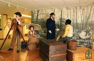 Lower White River Museum State Park in Des Arc Here you'll understand the role of Arkansas's White River, with emphasis on the Lower White, as one of the vital transportation routes for the first settlers who arrived in the Arkansas frontier. Artifacts and state-of-the art exhibits tell the story of the river's influence on settlements established along its banks and their subsequent commerce rooted in hunting and fishing, and expanded into agriculture, shelling, and timber.