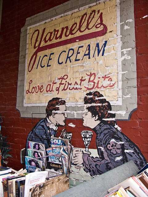 Yarnell's Ice Cream CompanyYarnell's Ice Cream is an Arkansas tradition since 1932. Yarnell's was bought in a bankruptcy sale in 2011 by Schulze and Burch, which relaunched the brand with the same original recipes and formulas, still made in Searcy, Arkansas.