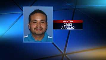 Cruz AraujoWanted by the Washington County Sheriff's DepartmentAccused of Domestic Battery