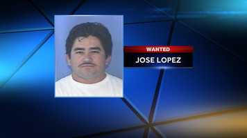 Jose LopezWanted by the Washington County Sheriff's DepartmenAccused of Rape