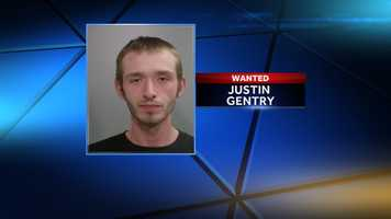Justin GentryWanted by the Washington County Sheriff's DepartmentAccused of Robbery