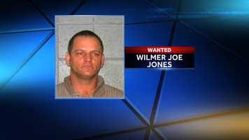 Wilmer Joe JonesWanted by the Crawford County Sheriff's DepartmentAccused of failure to register as a sex offender