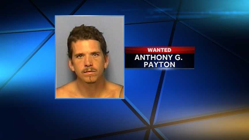 Anthony G. PaytonWanted by the Madison County Sheriff's DepartmentAccused of Failure to Appear on charges DWI, driving on suspended driver's license, no proof of Insurance, and possession of controlled substance