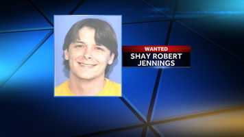 Shay Robert JenningsWanted by the Madison County Sheriff's DepartmentAccused of Criminal Non-Support