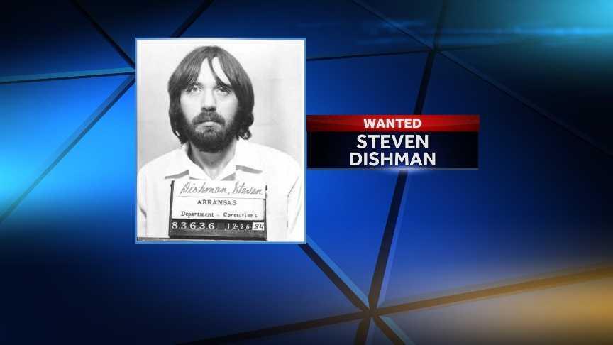 Steven DishmanEscaped on 5/28/1985Offense: Burglary