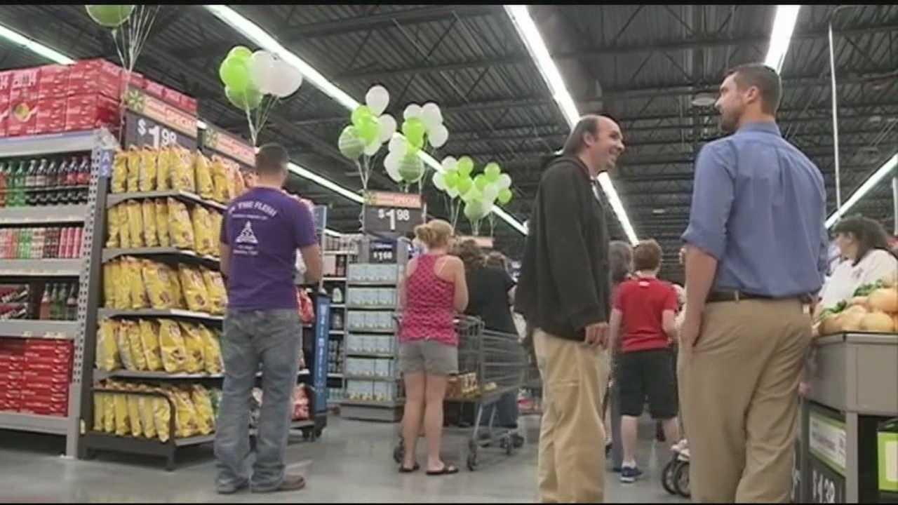 Walmart Neighborhood Market opening