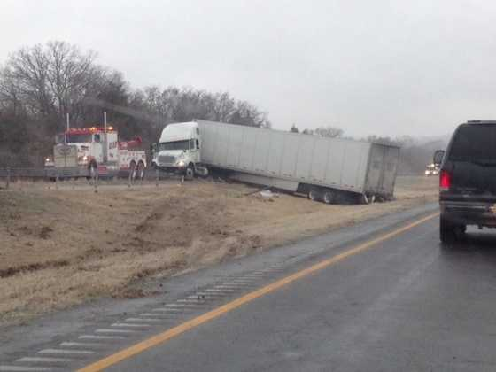 18-wheeler accident