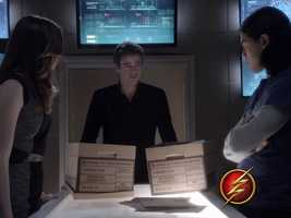 Behind the scenes on the upcoming new series The Flash! Coming this fall-October 7th at 7 pm to the Arkansas CW!