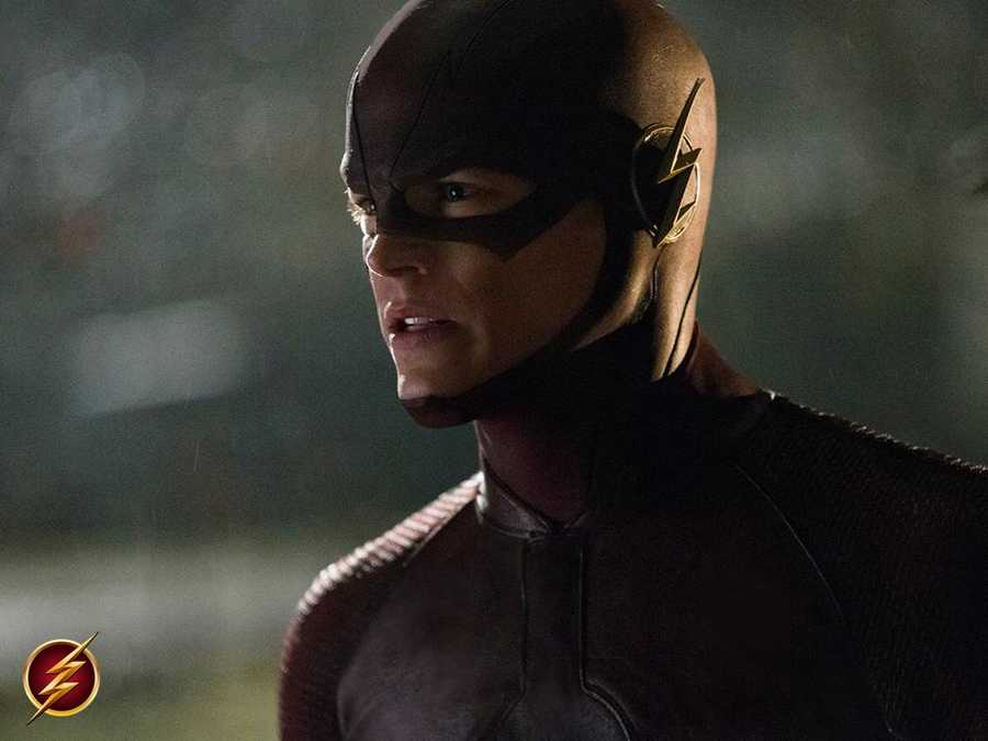 New series The Flash! Coming this fall-October 7th at 7 pm to the Arkansas CW!