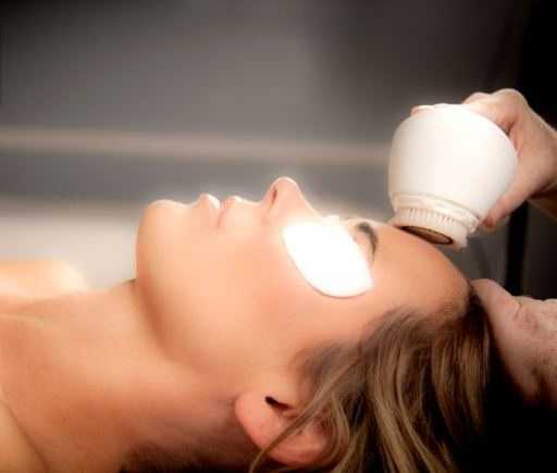 It's a three-hour spa package! Including a VISIA Complexion Analysis