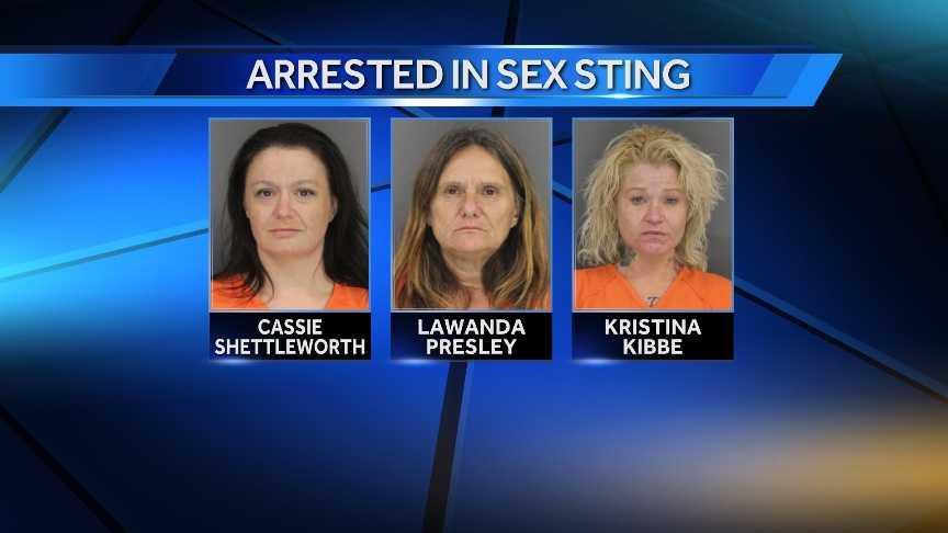 Prostitution sting casino