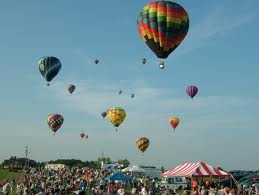 Hot Air Ballooning:Small hot air balloons cost about $18,000, according to Sky Drifters.