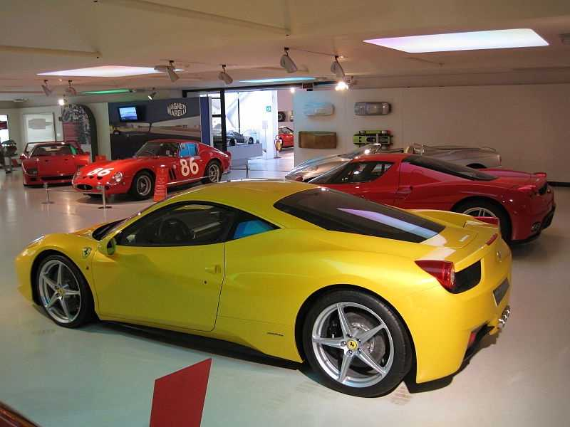 Collecting Cars: Jerry Seinfeld and Jay Leno are famous for their car collections worth millions of dollars.