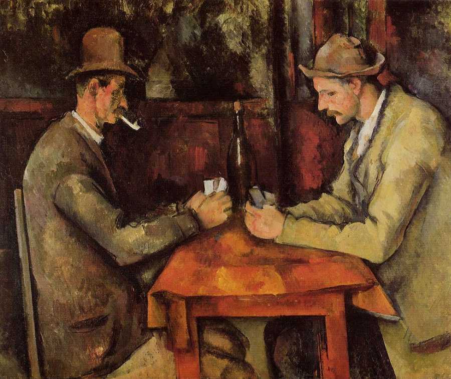 Collecting Art:A collector paid $250 million for a painting by Paul Cézanne in 2011. That's just ONE painting.