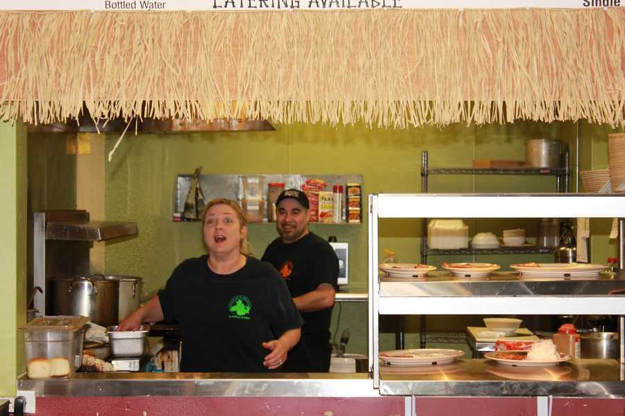 Hawaiian Brian's!  Serving Happiness Hawaiian Style!!!!!