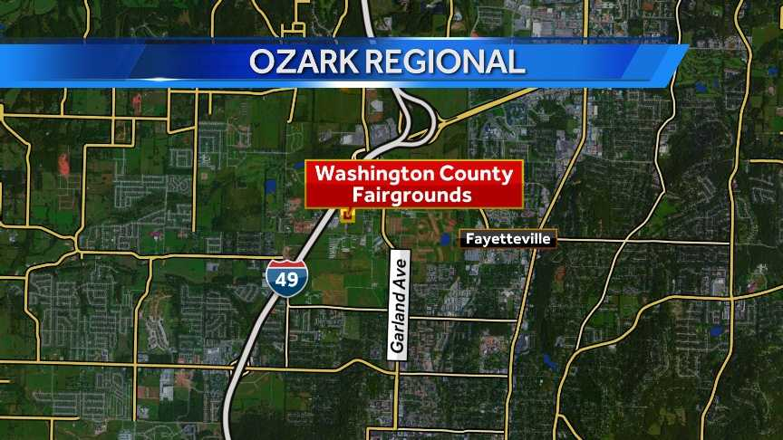 The Ozark Regional Arts & Crafts Festival at the Washington County Fairgrounds will be open 9 a.m. to 6 p.m. Thurs,. Oct. 16 through Sat., Oct. 18.