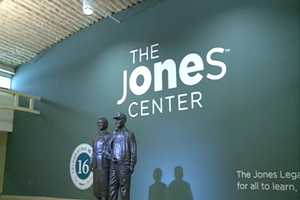 The Jones Center Arts & Crafts Festival is open 9 a.m. to 8 p.m. on Thurs., Oct. 16 and Fri., Oct. 17 and from 9 a.m. to 6 p.m. on Sat., Oct. 18.