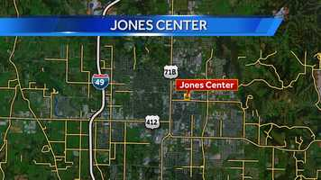 The Jones Center is located at 922 East Emma in Springdale.