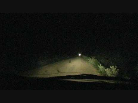 Strange ghostly lights can be seen floating through the air and the woods in Gurdon and in Crossett. Both are linked to the ghosts of railroad workers.