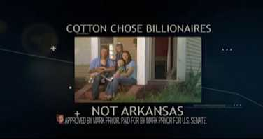 There are a lot of attack ads making the rounds before Election Day.