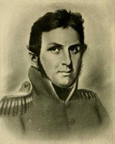 Fort Smith was named after Brig. Gen. Thomas Adams Smith