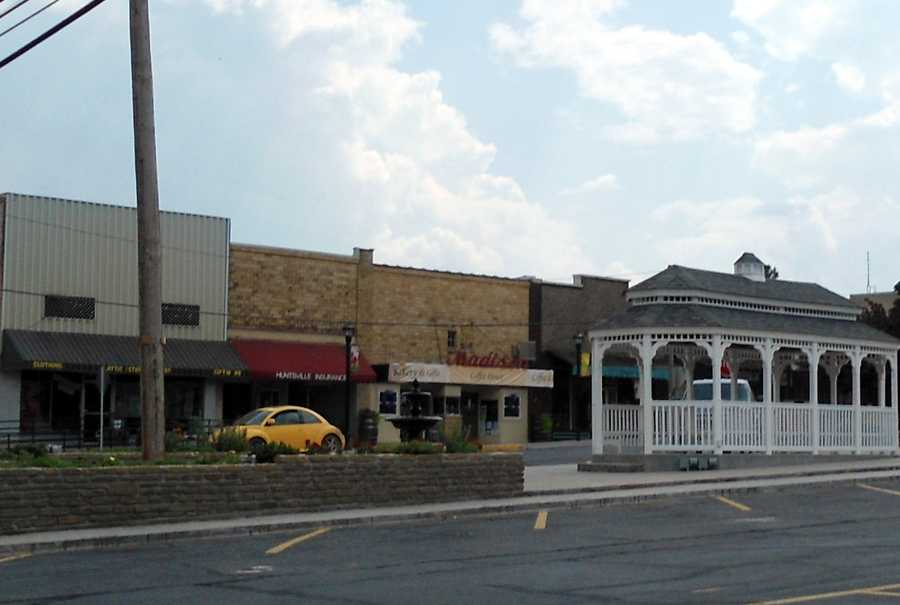 Huntsville was named after Revolutionary War veteran John Hunt, who founded Huntsville, Alabama.