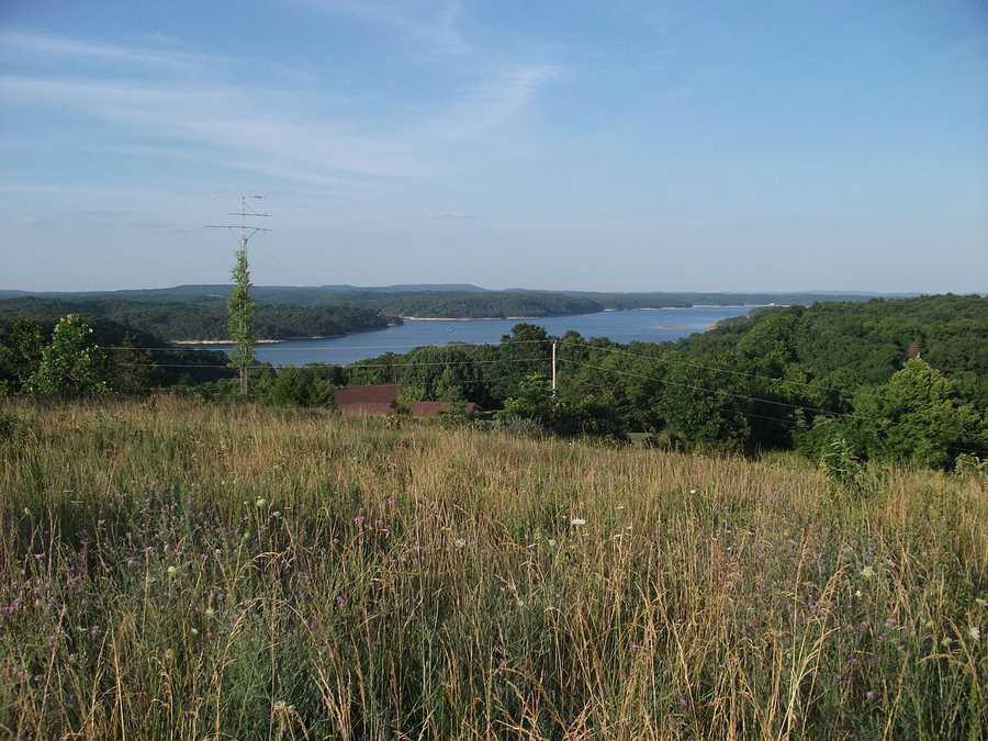 Prairie Creek was named for the stream that runs through the area.
