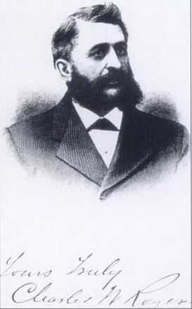 Rogers was named after Captain Charles Warrington Rogers, the vice-president of the Frisco Railway.