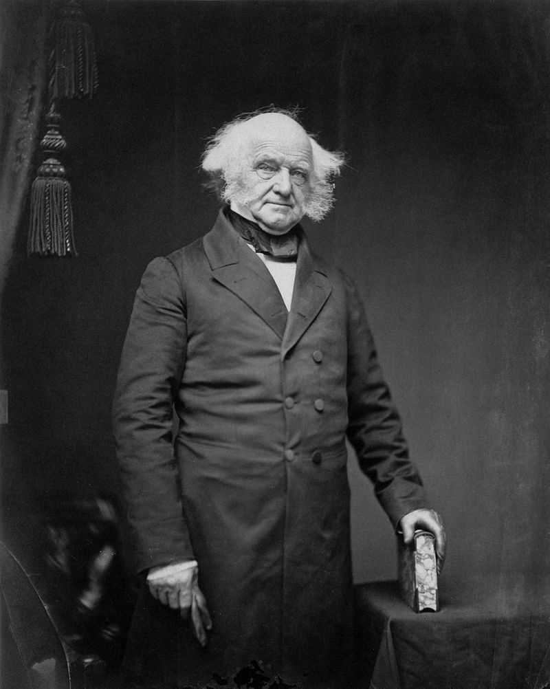 Van Buren was named after President Martin Van Buren, who was Secretary of the State when the town was founded.