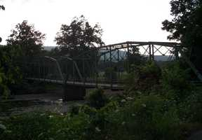 West Fork sits on the west fork of the White River that runs through town.