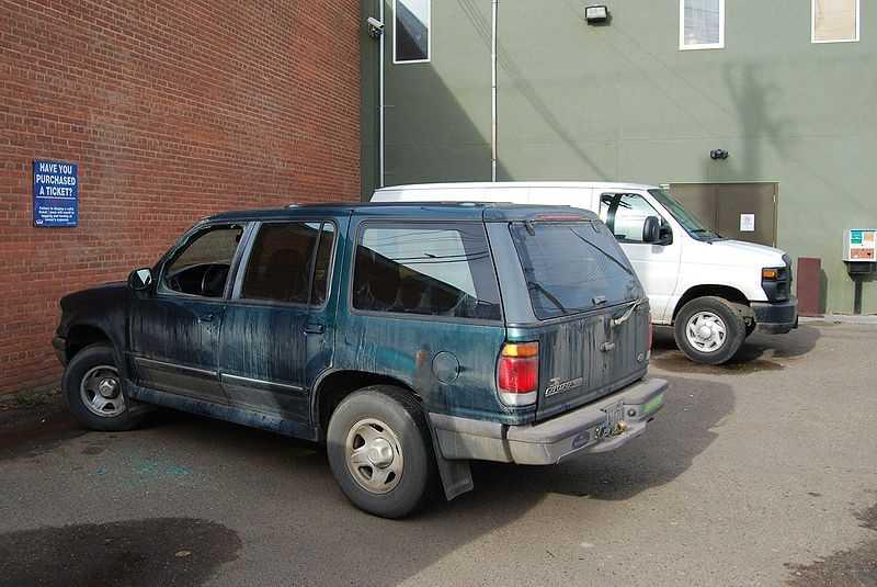 19. Motor vehicle theft.