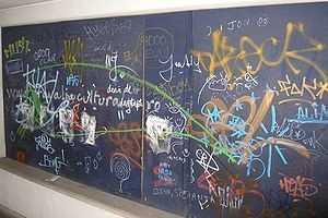 12. Vandalism.
