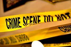 8. Violent crimes. (including manslaughter, murder, robbery, assault and rape)