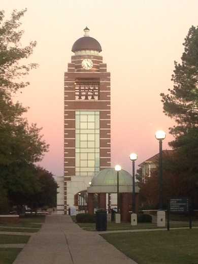 UAFS Bell Tower