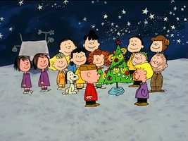 Watch Christmas specials.