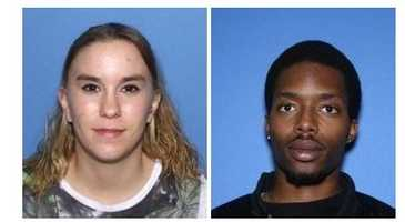 June 2012: Bentonville police arrested two people who attempted to rob an insurance business with a machete. Christopher Cage and Emily Tyler were charged with aggravated robbery.