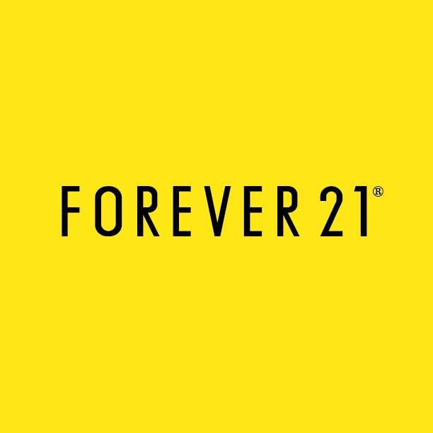 Forever 21 will be open from 6 p.m. Thursday to 10 p.m. Friday.