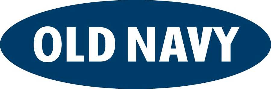 Old Navy will be open from 4 p.m. Thursday to midnight Saturday morning. It will be open again from 7 a.m. to 11 p.m. Saturday.
