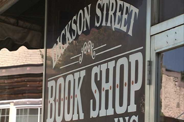 The Dickson Street Bookshop will be open regular hours Saturday, 9 a.m. to 9 p.m.