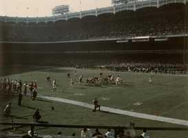 Gotham Bowl (1961-1962)