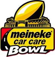 Meineke Car Care Bowl (2009-2012&#x3B; now the Las Vegas Bowl)