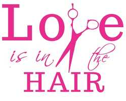 Love is in the Hairat the Central Mall in Fort Smith will be open from 7 a.m. to 10 p.m. Friday.