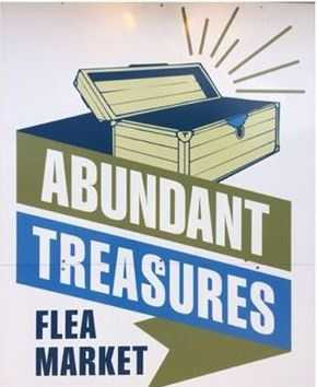 Abudant Treasures Flea Market in Rogers has discounts, refreshments and door prizes for Small Business Saturday, when it's open from 10 a.m. to 6 p.m.